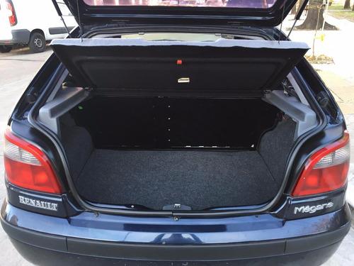 renault megane fase 2 pack plus 5 puertas 2006 azul cpm