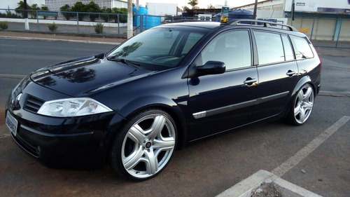 renault megane grand tour dynamic 2.0 aut. 5p