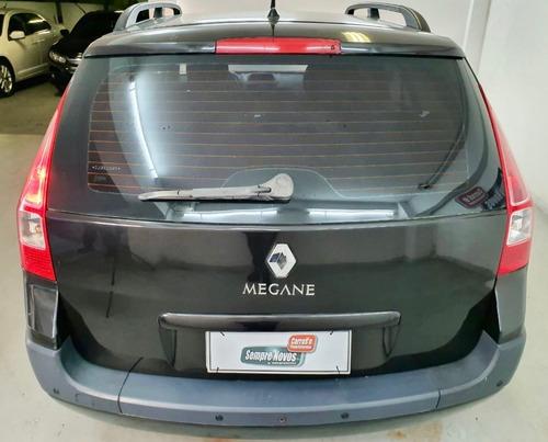 renault megane grandtour 1.6 dynamique hi-flex 16v