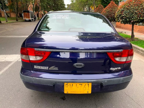 renault megane i 2002 con aire