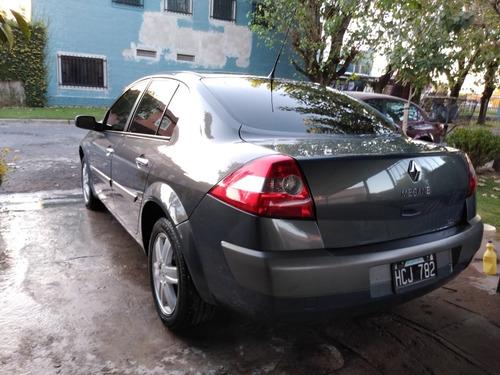 renault mégane ii 2.0 l luxe 2008