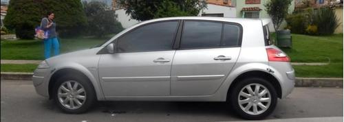 renault mégane ii hatchback 2008