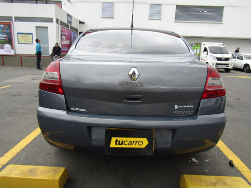 renault mégane ii odeon at 2000cc