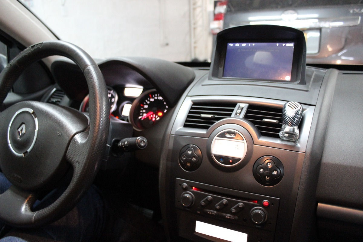 renault megane ii sistema dvd gps android radio. Black Bedroom Furniture Sets. Home Design Ideas