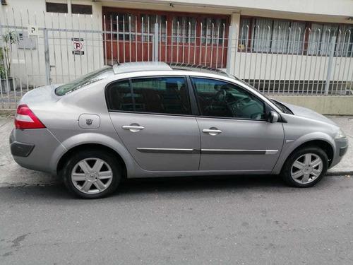 renault megane ii spd20 modelo 2006, automático perfecto!