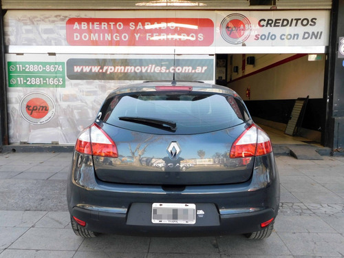 renault mégane iii 2.0 luxe 2011 rpm moviles