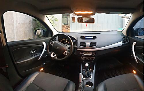 renault mégane iii 2.0 luxe 2012 con detalles