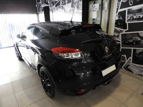 renault megane iii coupe rs sport 2.0t  265cv