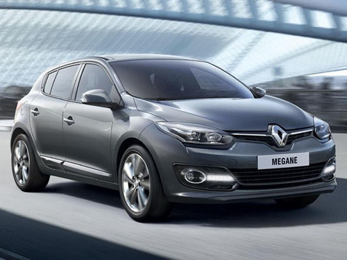 renault megane lll 2015 1.6 luxe pack linea nueva chocado