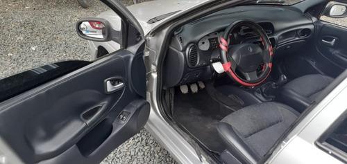 renault megane motor 1.4 2006 gris 4 puertas