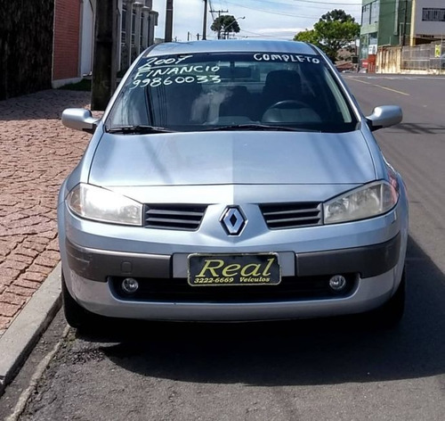 renault megane sedan dynamique 1.6 2007 $ 21.800,00