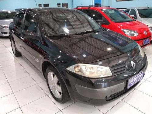 renault   mégane sedan dynamique 2.0 16v gasolina automático