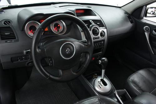 renault megane sedan dynamique 2.0 16v(aut.) 4p  2011
