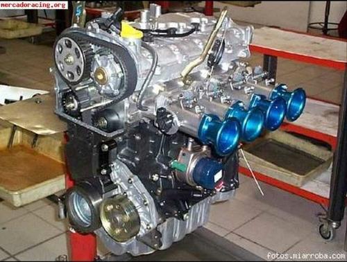 renault motor clio sport nuevo con partes de eurospeack
