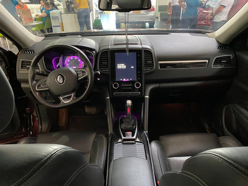 renault new koleos 2500cc automatica 4x4 gasolina