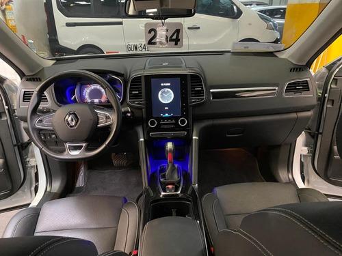 renault new koleos intens 4x4 gasolina 2500cc