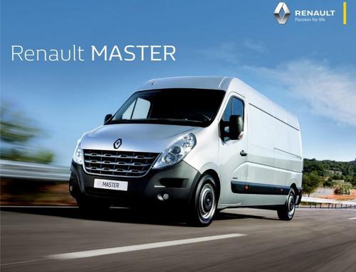 renault nuevo master l1h1 aa  2020