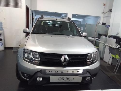 renault oroch intens automatica