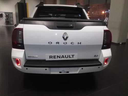 renault oroch intens ulc modelo 2021 4x2