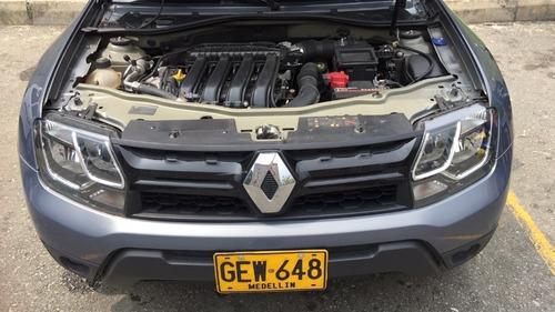 renault oroch motor 2.0 2020 gris 5 puertas