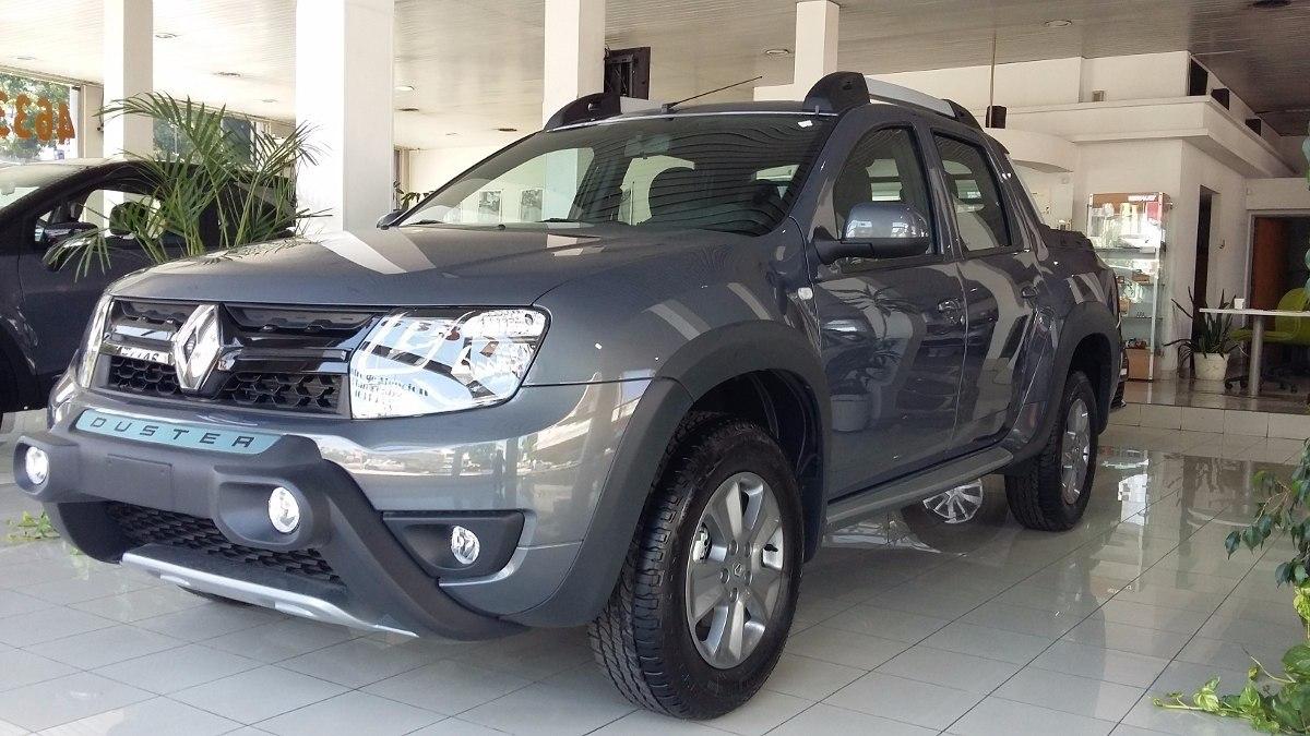 Renault oroch nueva oferta 0km tasa 0 financio dhg for Color gris acero