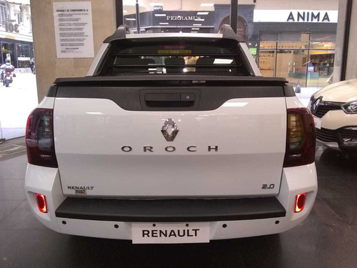 renault  oroch outsider plus 2.0 4x4 0km #rp