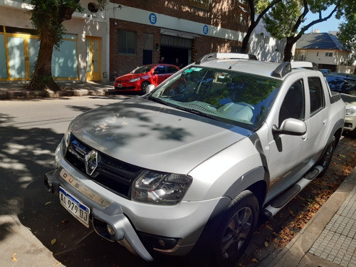 renault oroch outsider plus 2.0 unica mano