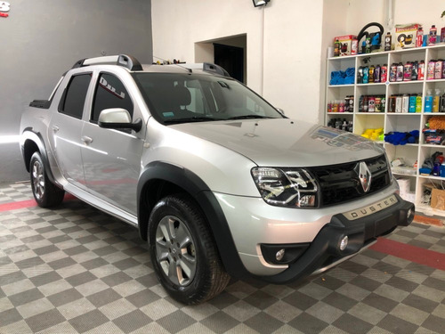 renault oroch outsider plus 2017