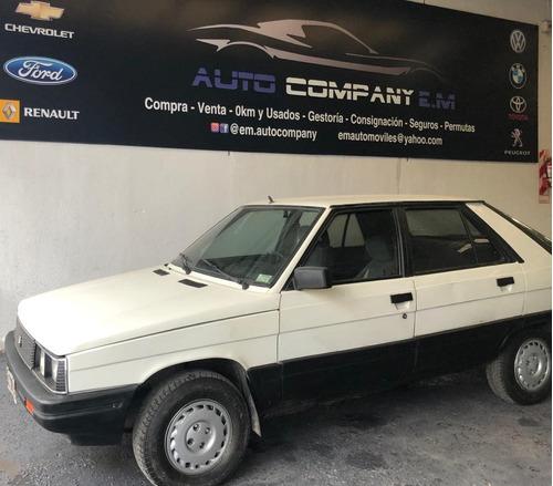 renault r11 1.6 txe 1988