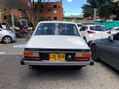 renault r12 mt 1980 perfecto estado