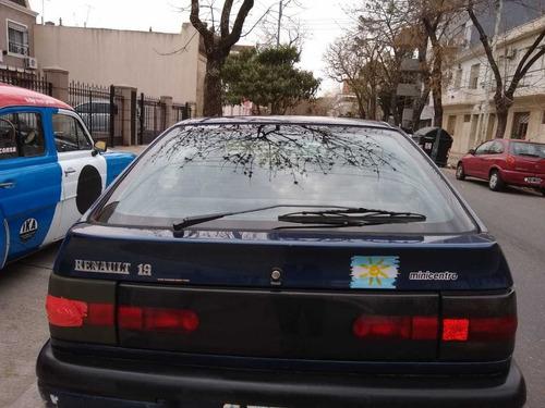 renault r19 1996 1.9 rnd