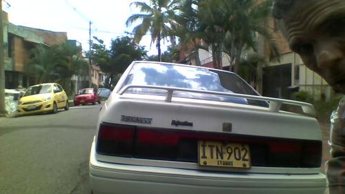 renault r21 etoile txi modelo 1993 porfabor leer bien