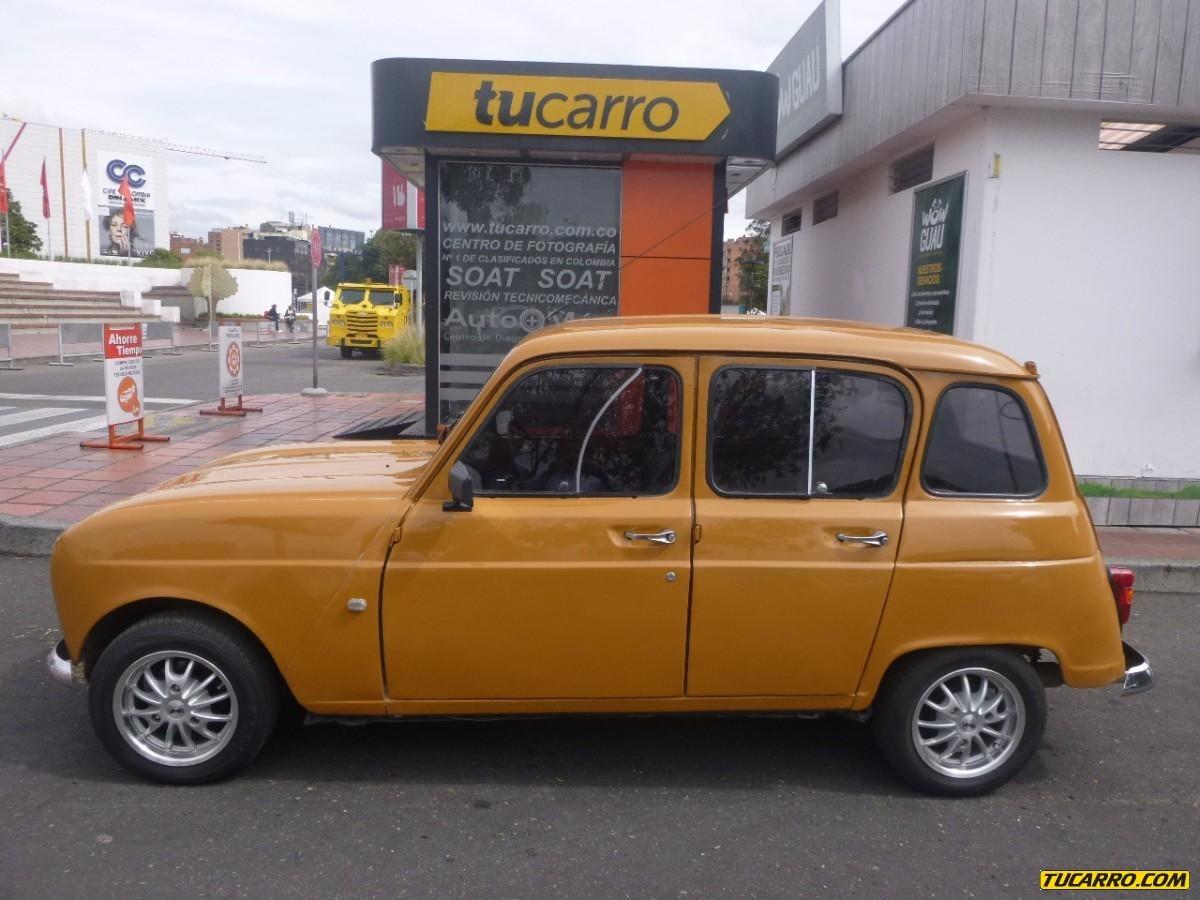 Tu Carro Com >> Renault R4 R4 Mt 1100cc
