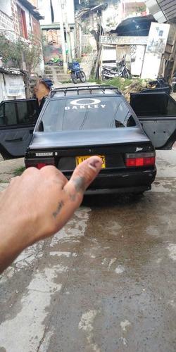 renault r9 motor 1400cc 4 puertas negro