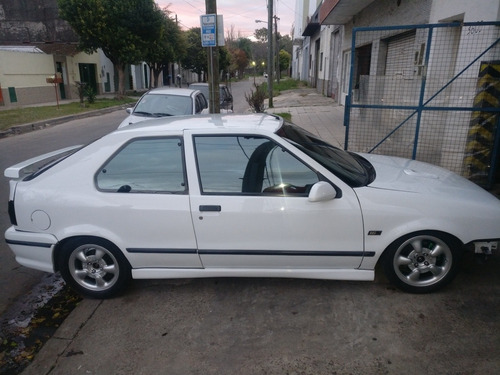 renault renault 19 coupe 16s 19 16s turbo unica!!