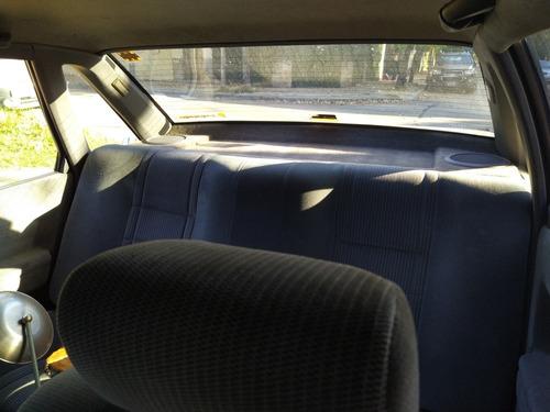 renault renault 21 gtx sedan 4 puertas