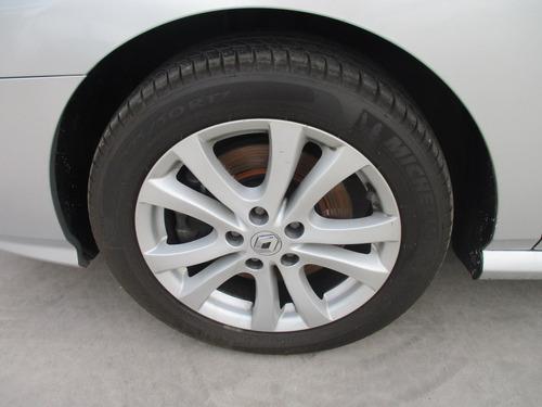 renault safrane dynamique, aut, a/c, color plata, mod 2012