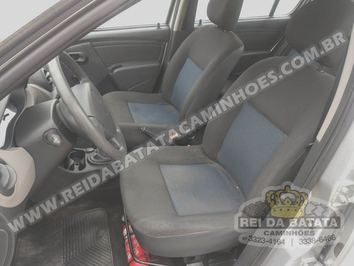 renault sandero 1.0 16v aut flex ar condicionado 4p