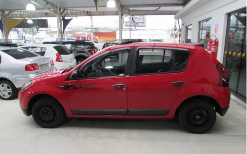 renault sandero 1.0 expression 16v flex 4p manual 2009/2010