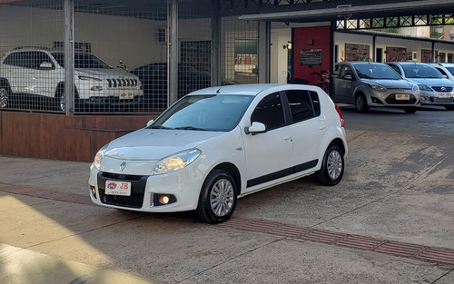 renault sandero 1.6 16v privilège automático 2011 2012