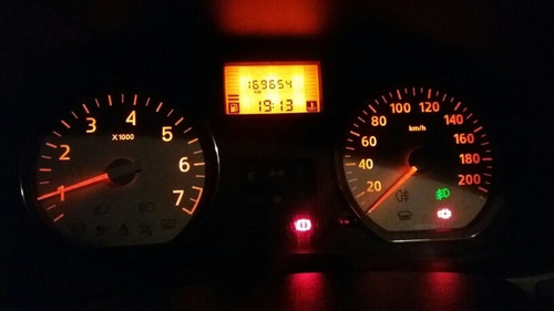 renault sandero 1.6 16v privilège hi-flex 5p 2008