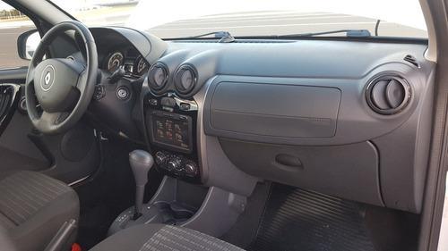 renault sandero 1.6 16v privilège hi-flex aut. 5p 2014