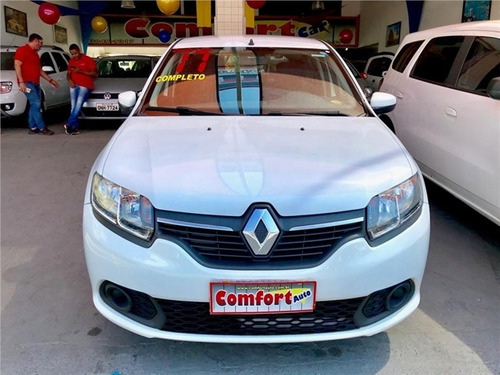 renault sandero 1.6 16v sce flex expression 4p manual