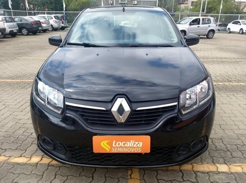 renault sandero 1.6 16v sce flex expression manual