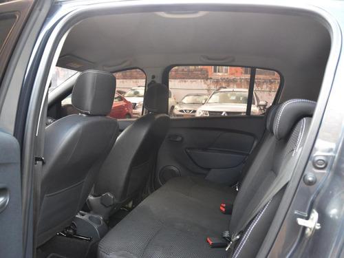 renault sandero 1.6 aut 5p fe jfw406