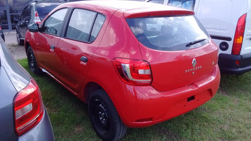 renault sandero 1.6 authentique $200000 car one