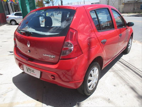 renault sandero 1.6 authentique 8v