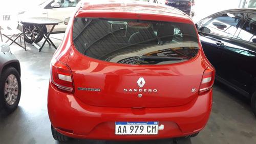 renault sandero 1.6 authentique 90cv nac 2017
