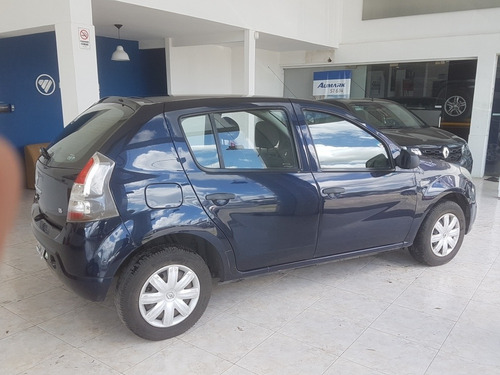 renault sandero 1.6 authentique pack ii 90cv 2013