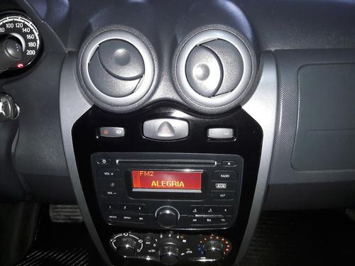 renault sandero 1.6 automático privilège hi-flex placa i
